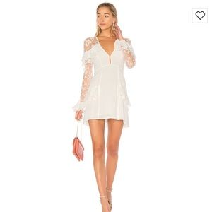 For love and lemons dress 🍋